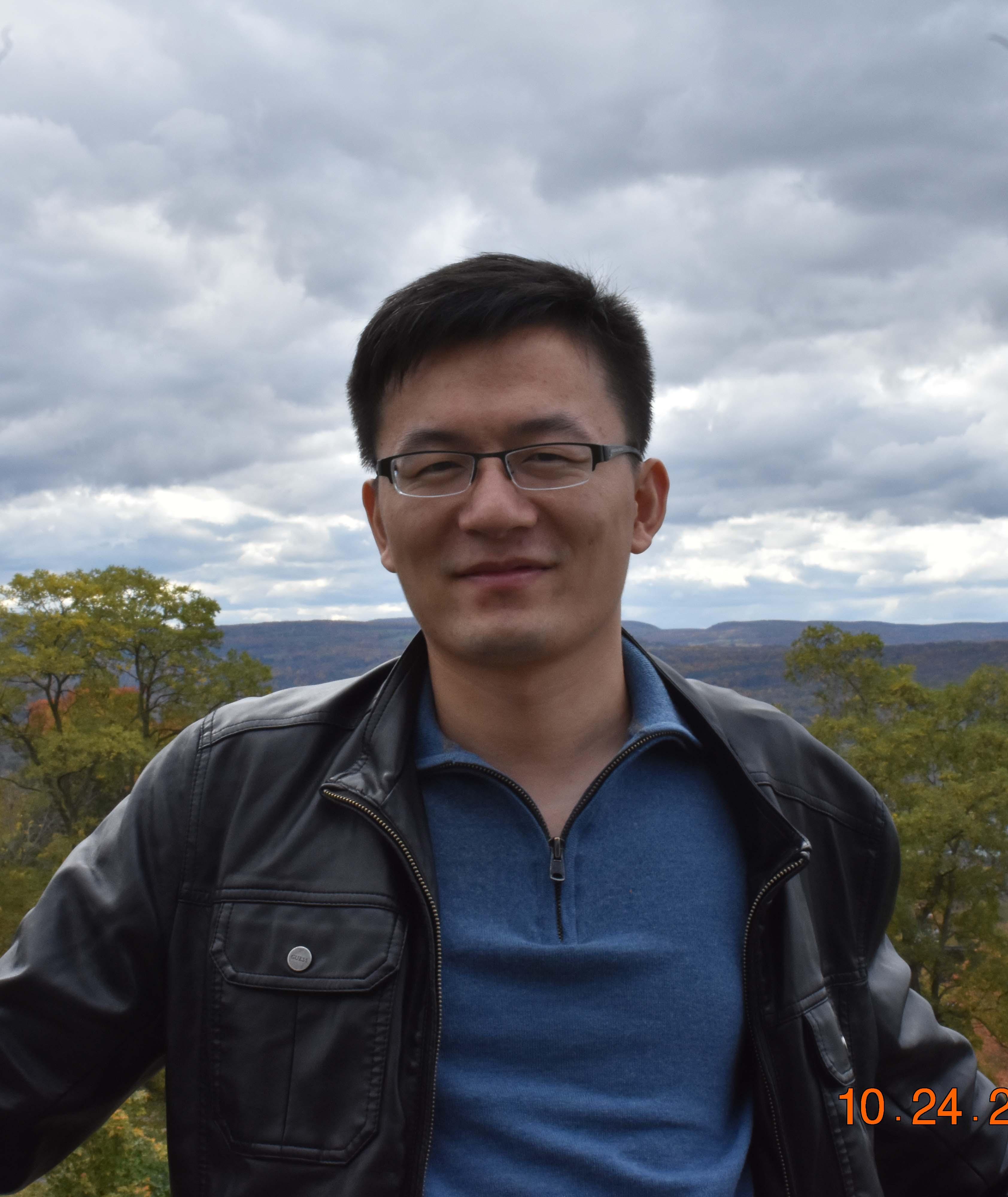 Dr. Feifan Wang